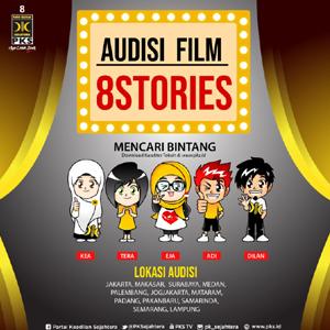 AUDISI FILM PKS 8STORIES