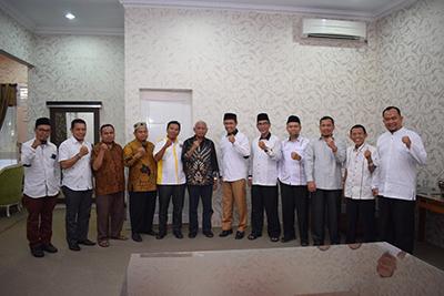 DPW PKS Sumut Silaturrahim Dengan Bupati Asahan