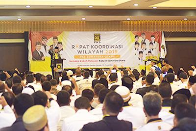 Gelar Rakorwil, PKS Siap Menangkan Pilkada di Sumatera Utara