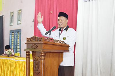 Buka Rakorda DPD PKS Labura, Hariyanto: PKS Milik Semua Ummat