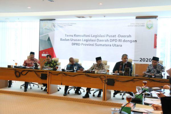 Salman Alfarisi Bahas Konsep Wisata Halal Dihadapan Anggota DPD RI