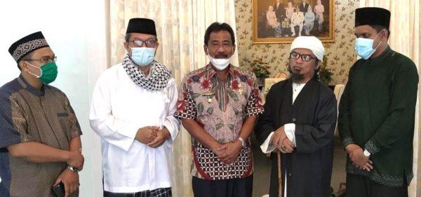 Kunjungi Wali Kota Binjai, Usman Jakfar: PKS Siap Dukung Program Pemko Binjai