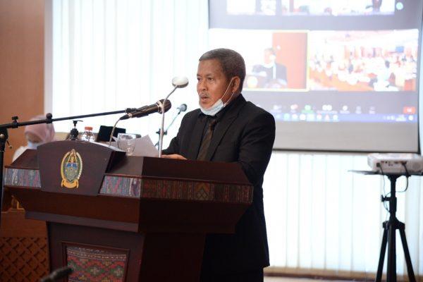 Fraksi PKS Menolak Pengesahan P-APBD Sumut Tahun 2021